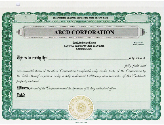 Corporation stock certificate template 28 images stock free word pdf corporation stock certificate template stock certificates custom stock certificates single yadclub Image collections