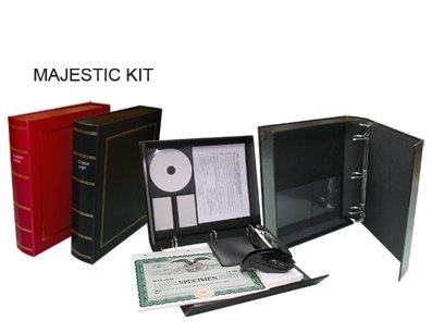 detailed image of Majestic LLC corporation kits
