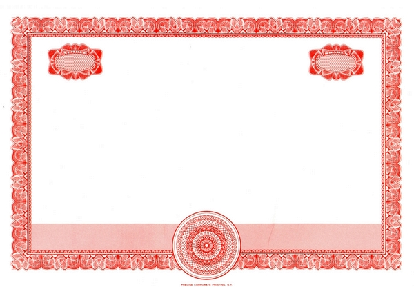 Stock certificatesllc certificates share certificates goes red stock certificate red eagle certificate yadclub Images