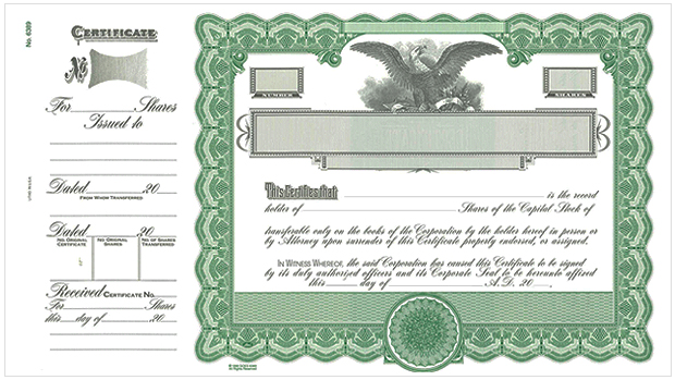 Goes certificates stock certificates llc certificates share goes 346 certificates yadclub Image collections
